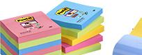 Post-it® Haftnotizspender Super Sticky Z-Notes