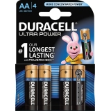 DURACELL Batterie Ultra Power AA/Mignon